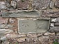 Bench mark, Laundry Lane - geograph.org.uk - 908501.jpg