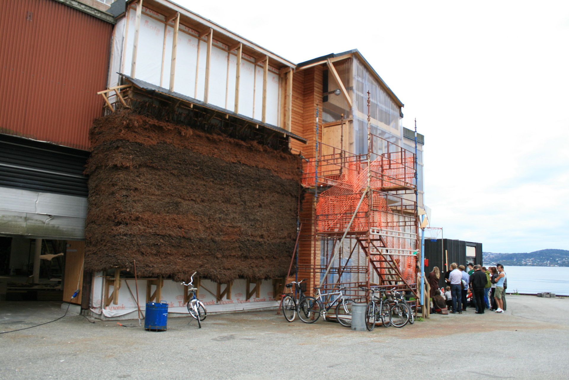 Escuela de arquitectura de bergen wikipedia la for Facultad arquitectura