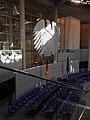 Berlin, Reichstagsgebäude, Plenarsaal 2014-07.jpg