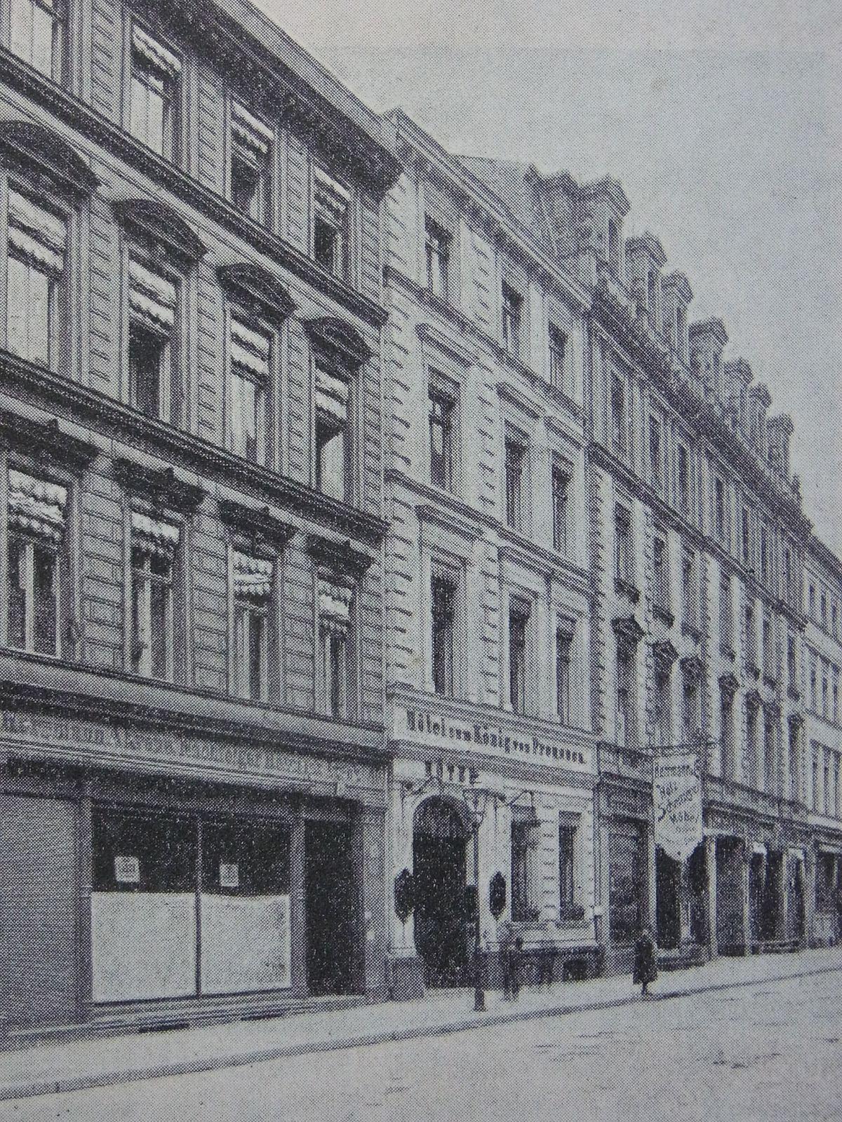 Adresse Von Hotel H In Munchen