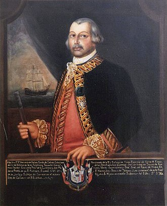 History of Baton Rouge, Louisiana - Spanish statesman and soldier Bernardo de Gálvez defeated the British colonial forces at Manchac, Baton Rouge, and Natchez in 1779.