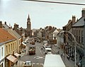 Berwick Town Centre from ramparts, 1983 - geograph.org.uk - 918900.jpg