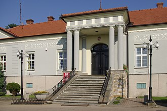Bestwina - Habsburg palace (1826)