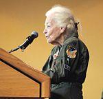Betty Blake spoke to community members at Luke AFB, March 4, 2010.JPG