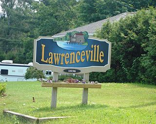 Lawrenceville, Quebec Village municipality in Quebec, Canada