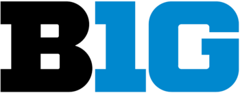 English: Big Ten Conference logo since 2010.