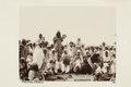 """Bild från familjen von Hallwyls resa genom Algeriet och Tunisien, 1889-1890. """"Arabisk fest i Biskra - Hallwylska museet - 91954.tif"""