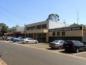 Bilgola Plateau, New South Wales - Shops