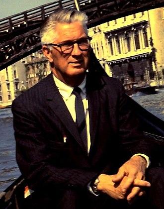 William M. Haussmann Sr. - Bill Haussmann in Venice