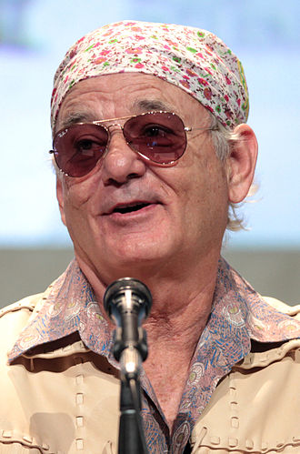 Bill Murray - Murray at the 2015 San Diego Comic-Con International