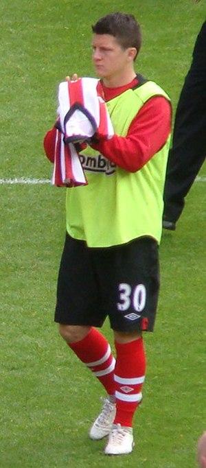 Billy Knott - Knott in 2011.