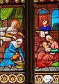 Birac-sur-Trec - Église Saint-Georges - Vitraux -10.JPG