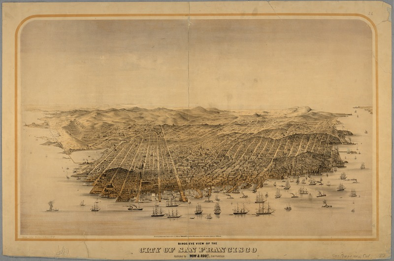 File:Birds eye view of the city of San Francisco. NYPL1952949.tiff