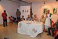 Biswatosh Sengupta - Inaugural Address - Sambhu Das Solo Exhibition - Kolkata 2014-12-02 0905.JPG