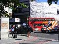 Blackfriars station demolition, June 2009.jpg