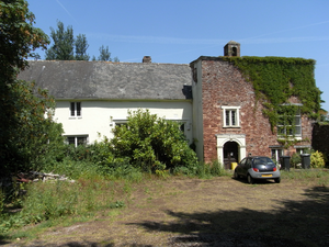 Blagdon, Paignton - Blagdon Manor House in 2017