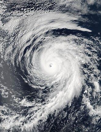 2016 Pacific hurricane season - Image: Blas 2016 07 06 2155Z
