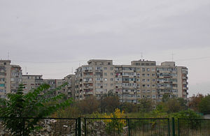 Vitan, Bucharest - View in Vitan