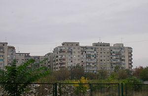 Vitan, Bucharest - View in Vitan