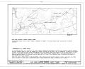 Blue Ridge Railroad, Blue Ridge Tunnel, U.S. Route 250 at Rockfish Gap, Afton, Nelson County, VA HAER VA,63-AFT.V,1- (sheet 1 of 2).png