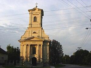 Bočar - The Saint Catharina of Alexandria Virgin and Martyr Catholic Church