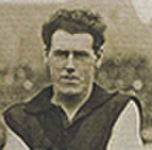Bob Sellers (footballer) - Sellers in May 1925
