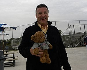 Bob Ojeda - Image: Bobby Ojeda on February 27, 2010