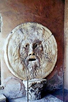 Bocca della Verità. (Wikimedia)
