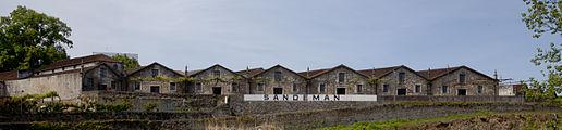 Bodega Sandeman, Vila Nova de Gaia, Portugal, 2012-05-09, DD 03.JPG