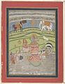 Bodleian Library Indian paintings MS. Douce Or. a.3 fol36r.jpg