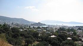 Panorama sur Bodrum