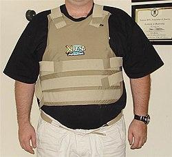 עדכון מעודכן אפוד מגן – ויקיפדיה BY-95