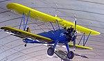 Boeing-Stearman Kaydet, Imperial War Museum, Duxford. (34687956622).jpg