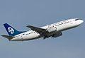 Boeing 737-3K2, Air New Zealand JP6828341.jpg