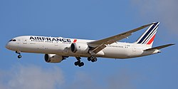 Boeing 787-900 der Air France