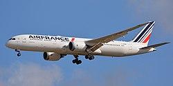 Boeing 787-900 der Air France