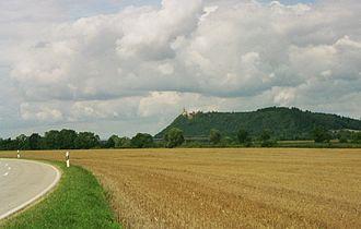 Bogen, Germany - The Bogenberg (Bogen Hill)
