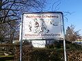 Bonn-Plittersdorf HICOG-Siedlung Schild.jpg