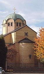 Fürther str orthodoxe kirche nürnberg Rumänische Gemeinde