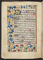 Book of Hours, Use of Carmel, f.66v (157 x 110 mm), ca.1511, Alexander Turnbull Library, MSR-11 (5530631509).jpg