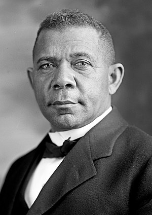 Booker T. Washington dinner at the White House - Image: Booker T Washington retouched flattened crop