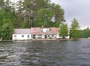 National Register of Historic Places listings in Piscataquis County, Maine - Image: Boom house
