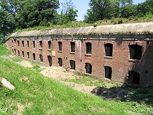 Przemyśl Fortress - Image: Borek 1