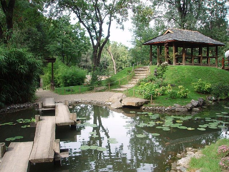 Botanička bašta Jevremovac - Japanski vrt - panoramio.jpg