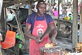 Boucher de porc fumé à Aboisso 02.jpg