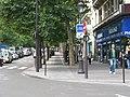Boulevard de Magenta, Piste cyclable - panoramio.jpg