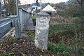 Boundary stone Bohemia Moravia between Borovnice and Lacnov.jpg