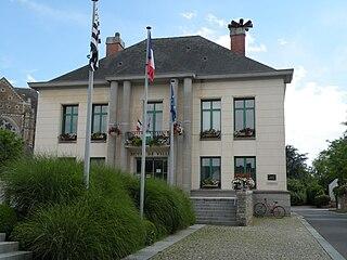 Bouvron, Loire-Atlantique Commune in Pays de la Loire, France