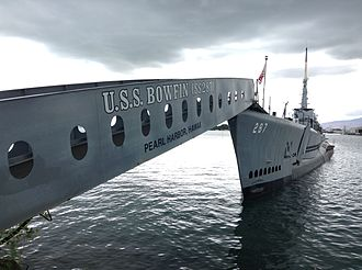 Naval Station Pearl Harbor - The USS Bowfin is now a museum at Pearl Harbor.