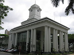 Healthcare in Singapore - The Bowyer Block at the Singapore General Hospital now houses the SGH Museum which was officially opened in May 2005.